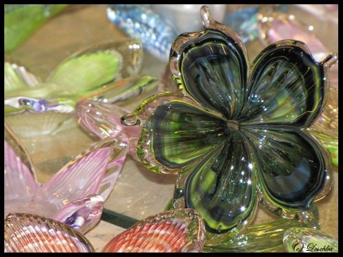 Hadeland Glasswerk Flowers