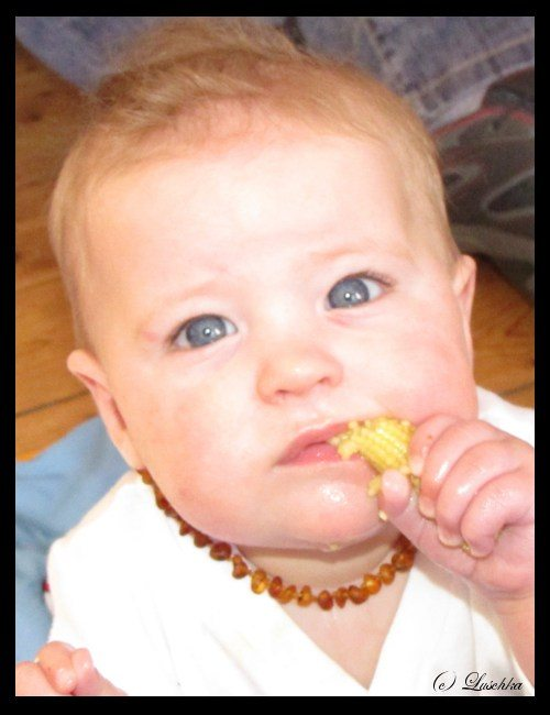 Starting Baby-Led Weaning