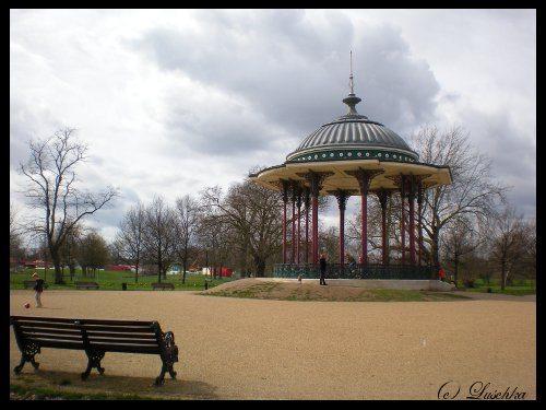 Clapham Park Bandstand