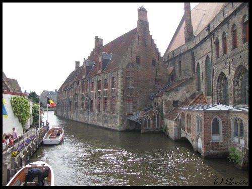Brugge most photographed spot