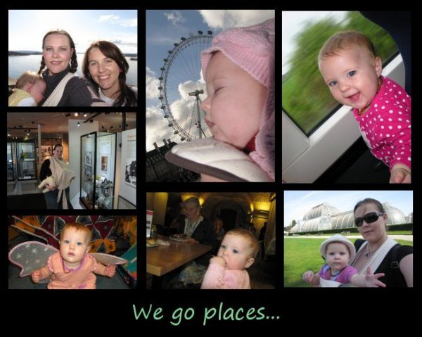 We go places...