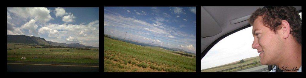 Sterkfontein Dam area
