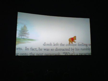 Winnie The Pooh Movie 2011