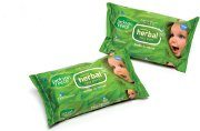 Jackson Reece Herbal Wet Wipes