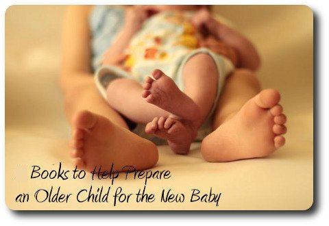 Books To Prepare Children For Childbirth, Homebirth Or Waterbirth