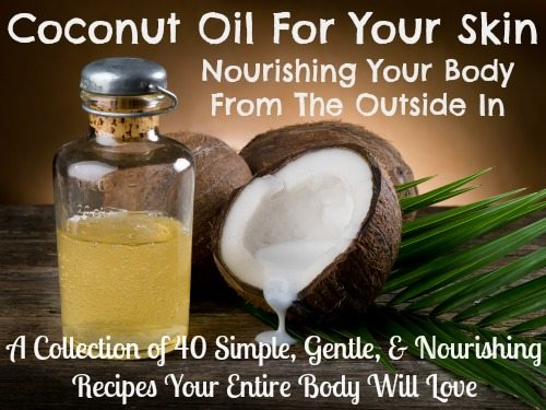 Coconut Oil For Your Skin - Review And Competition