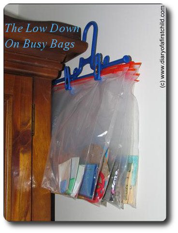 The Low Down On Busy Bags