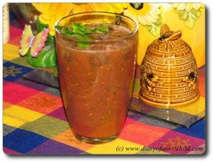 Festival Of Food - June Call For Submissions: Summer Smoothies and Mocktails
