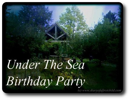 Under the Sea Birthday Party (10)