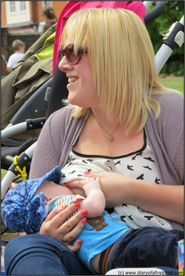 Farnham Natural Birth And Beyond Breastfeeding Picnic