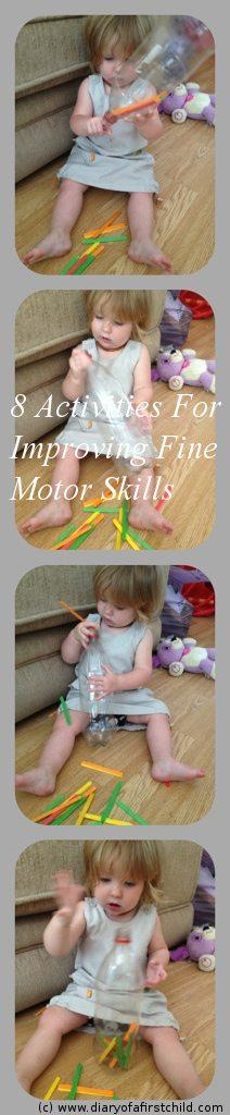 8 Activities For Improving Fine Motor Skills