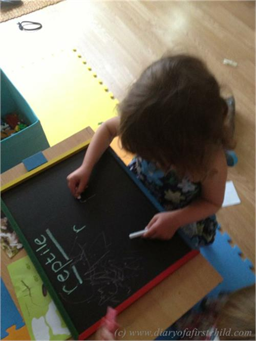 Learning: Reptiles And Writing