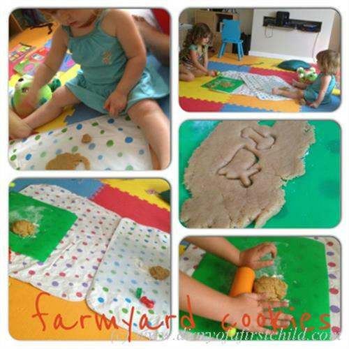 {PlayLearning} Activities With Farm Animals