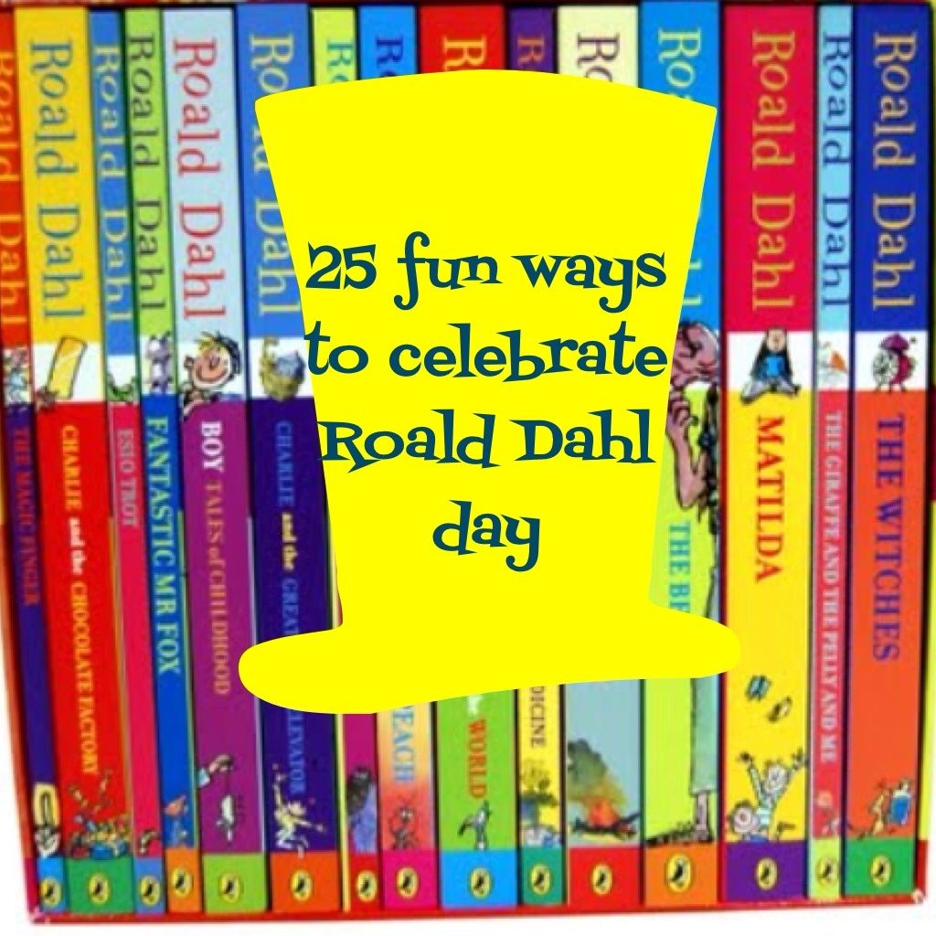 Celebrate Roald Dahl Day