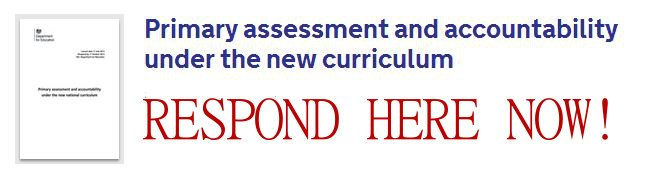 Call To Act Against Reception Year Testing. ACT NOW! Deadline 11 October 2013