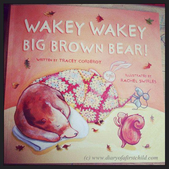 {Literature To Crafts} Wakey Wakey Big Brown Bear