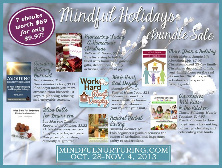Mindful Holidays: 7 Resources For Your Holidays