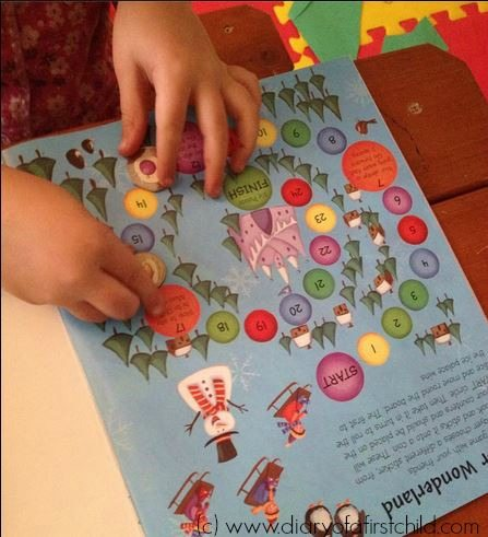 Chilly The Snowman - 24 Days Of Christmas Crafts