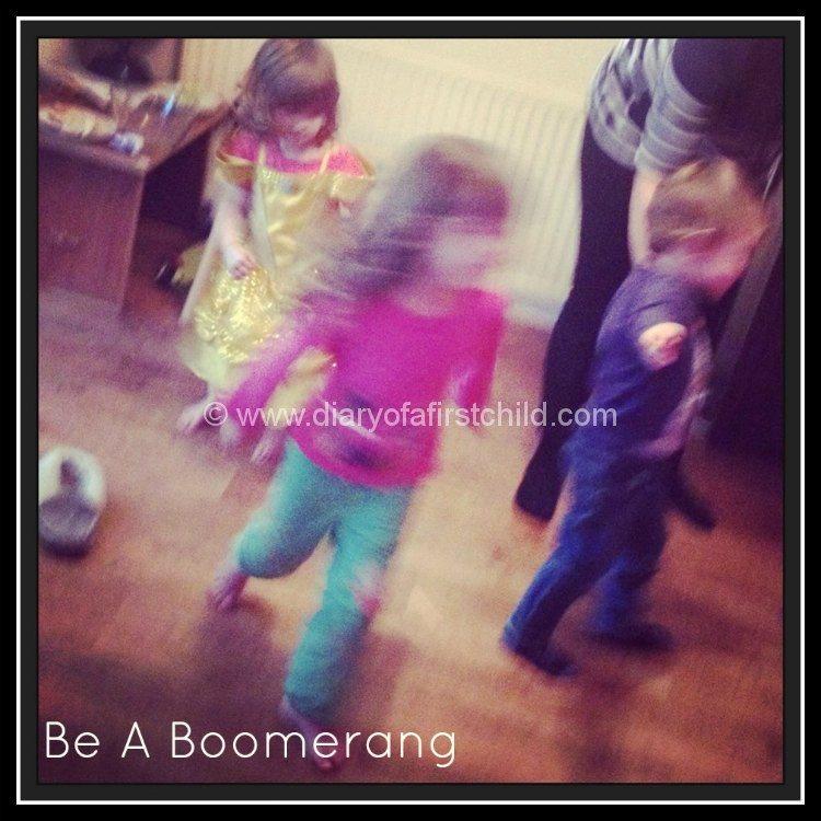 Australia Day Boomerang