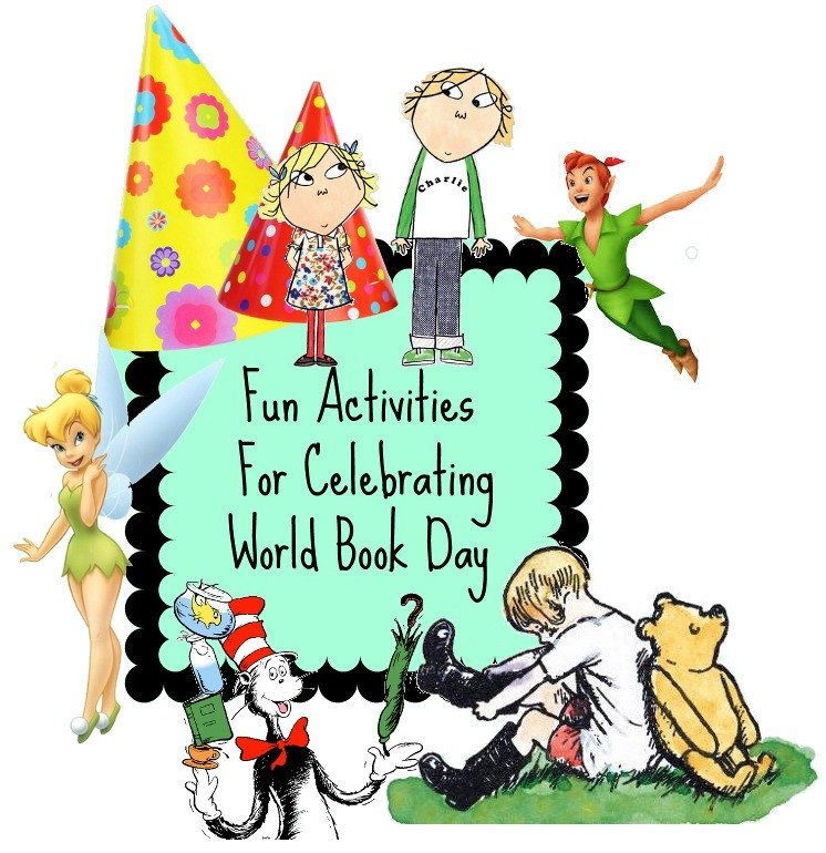 Fabulous Ideas For World Book Day {PlayLearning}