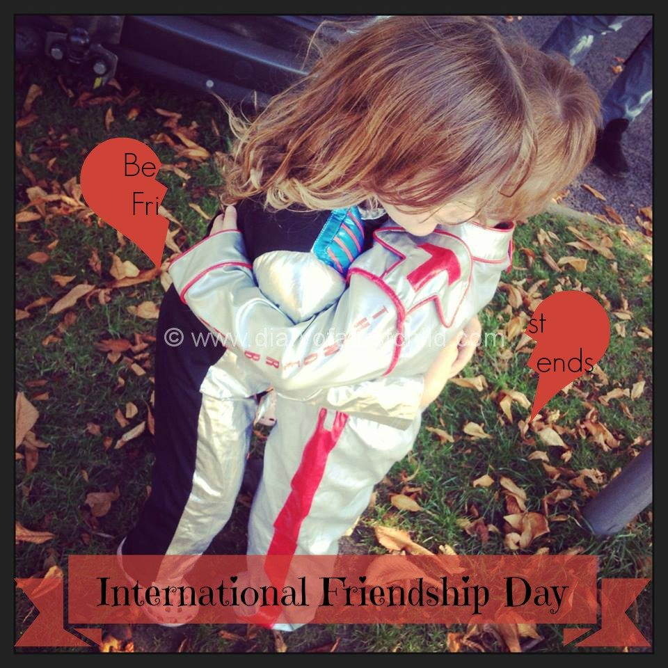 International Friendship Day Activities For Kids
