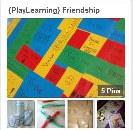 18 Friendship Day Activities For Pre-School Fun {PlayLearning}