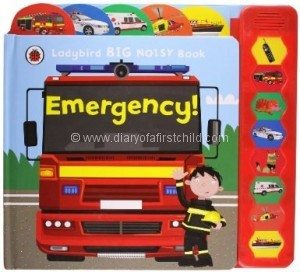 Preschoolers Learn About Emergency Services {PlayLearning}