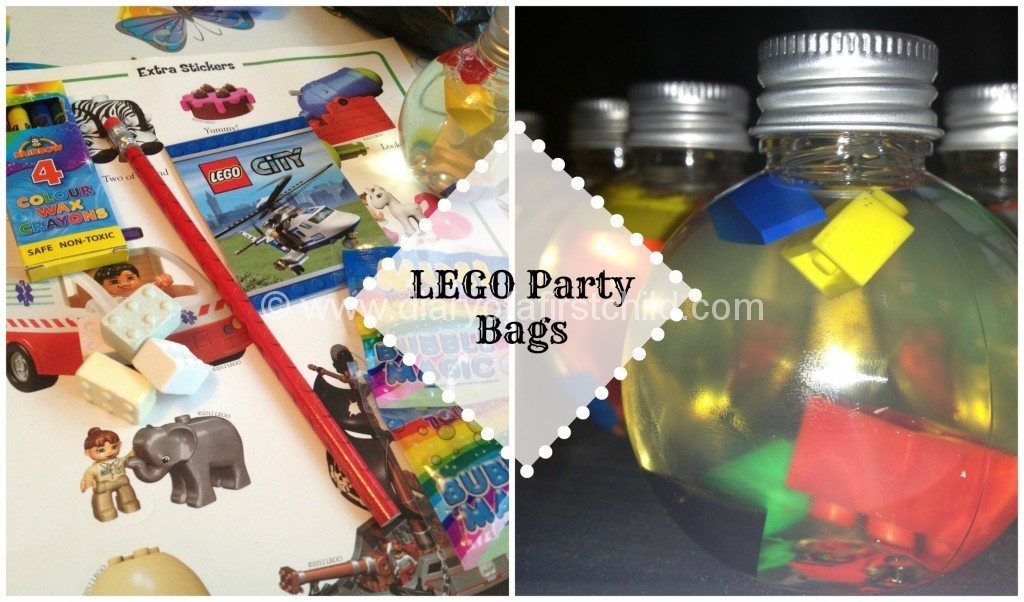LEGO Party Goodie Bag