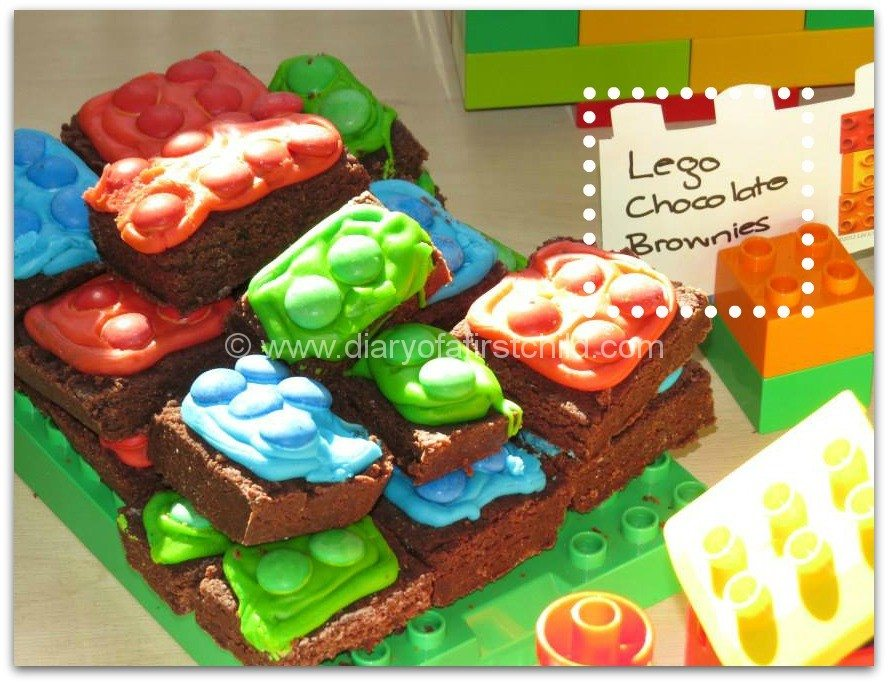LEGO Party Plans And Ideas