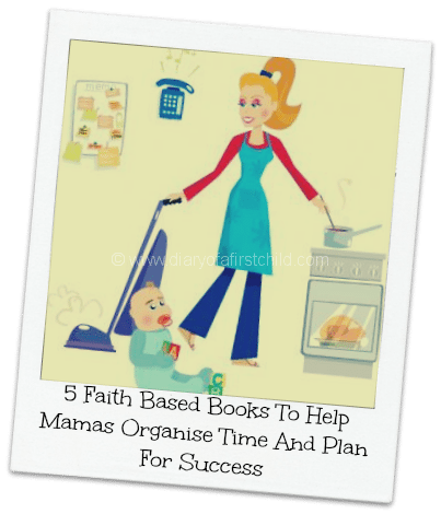 5 Books To Help Mamas Organise Time And Plan For Success