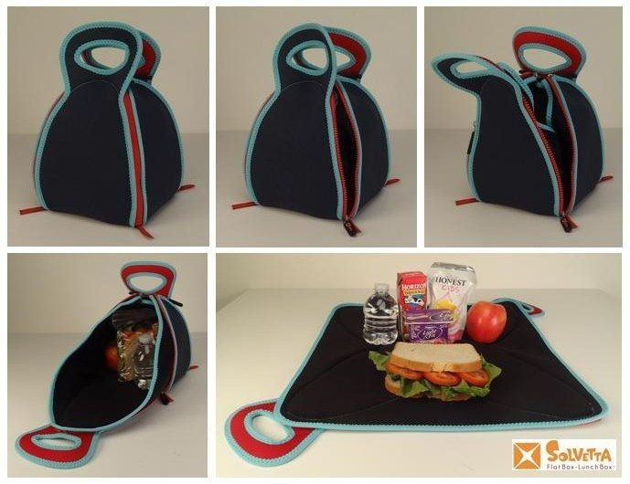Introducing The Awesome FlatBox-LunchBox