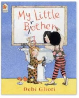 Books To Help Children Cope With Younger Siblings