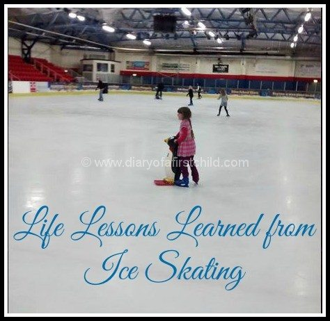 Life Lessons learned from Ice Skating
