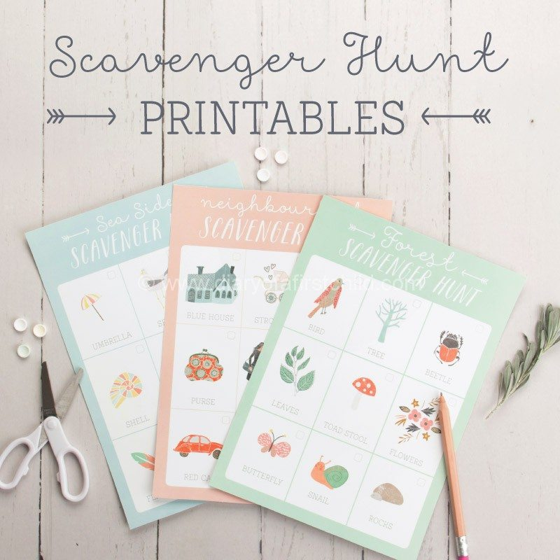 Free Printables From Tiny Me