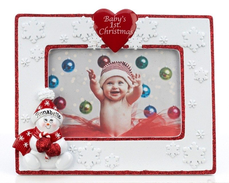 Baby-s-1st-Christmas-Red-Picture-Frame-RU13112
