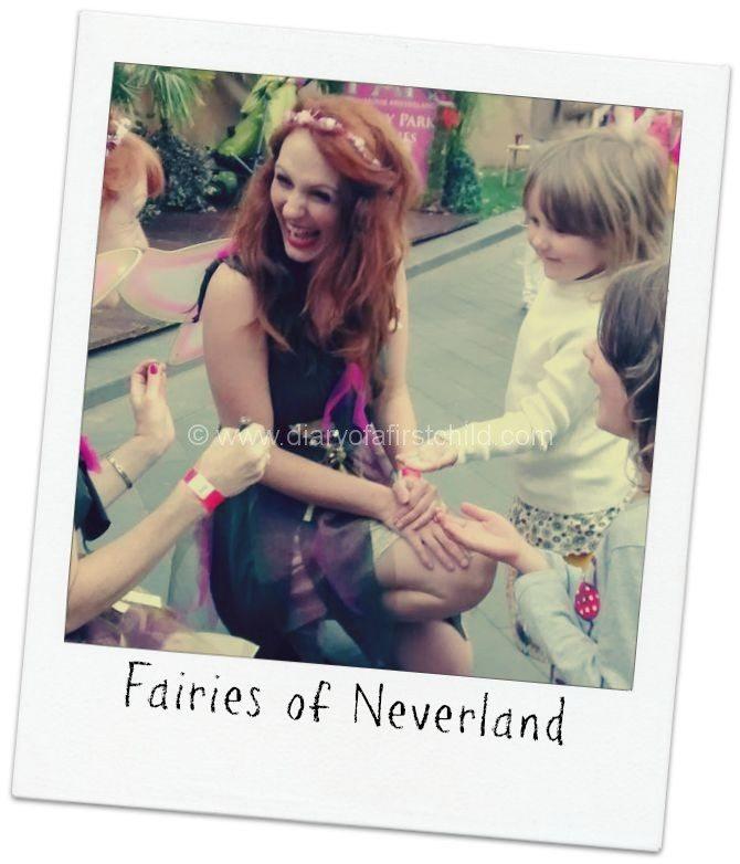 Pan movie fairies