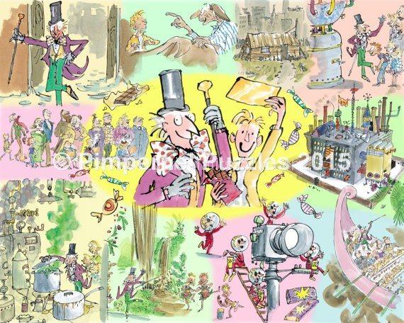 10 Top Buys For Roald Dahl Fans