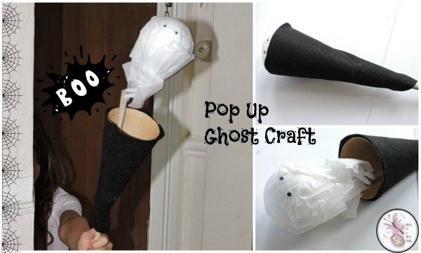 3 Simple Halloween Crafts #BostikBloggers