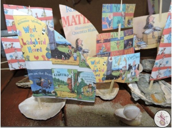 Matilda's Books Like Ships
