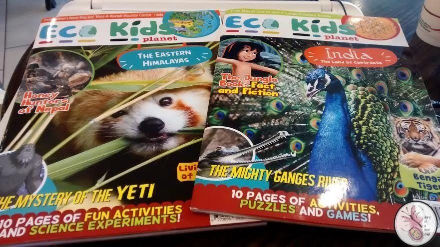 EcoKids Planet Magazine