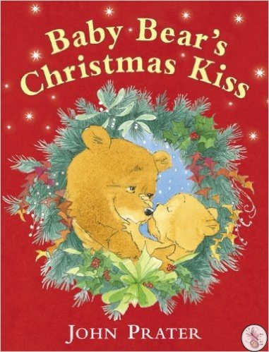 Baby Bear's Christmas Kiss