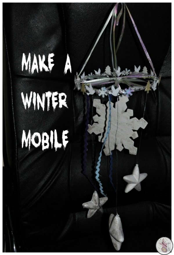 Make a winter mobile