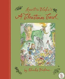 Quentin Blake A Christmas Carol