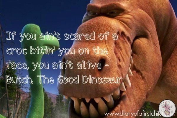 butch dinosaur