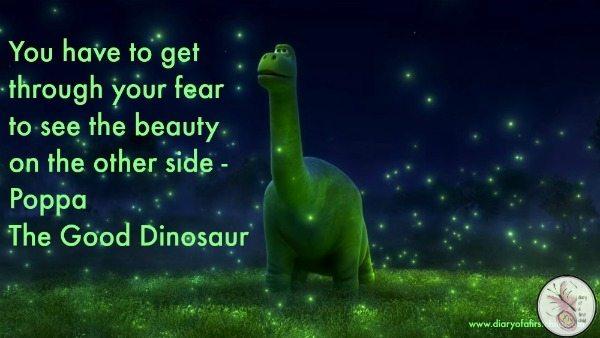 fears dinosaur