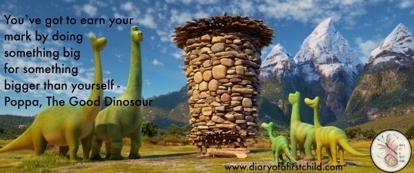 mark dinosaur