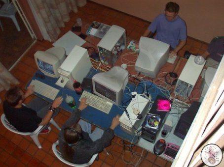First LAN Games 2002