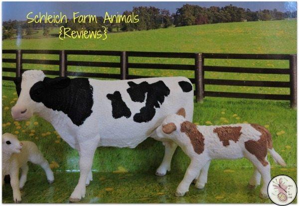 Cows Schleich Farm Animals