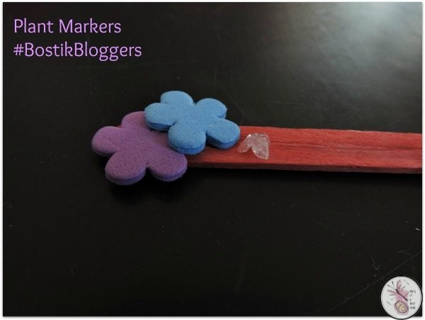 Plant Markers gluedots