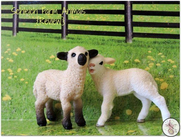 Schleich Farm Animals